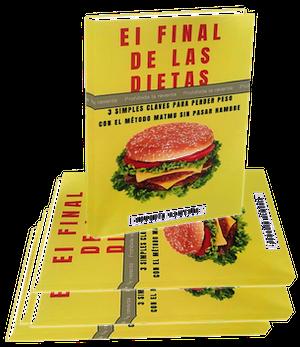 Portada del libro el Final de las dietas