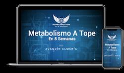 Portada del Programa Reto Metabolismo a Tope